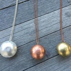 domed pendants