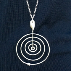 silver concentric